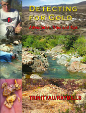 "BRAND NEW METAL DETECTING BOOK ""Detecting For Gold"" by Ray Mills"