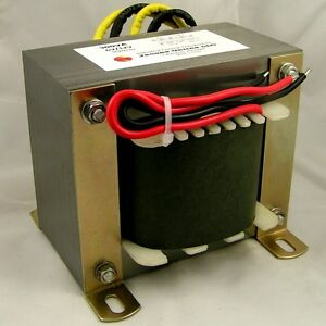 Transformer, 6 volt, 12 volt, 300VA, for foam cutting, electronics, etc.