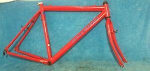 "Retro Raleigh Sport 100 23"" Mountain Bike Frame & Forks 26"" Wheel 7005 Alloy"
