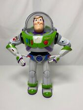 Disney Buzz Lightyear Anti-gravity Utility Belt Thinkway Toy Story Action Figure