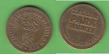 Salzburg Zell am See Parkmünze gebraucht (13.041) stampsdealer