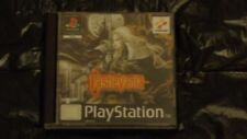 Castlevania Symphony of the Night ps1 ps2  European Version pal