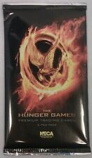 The Hunger Games - Trading Cards Foil Pack NEW * 6 card per packet