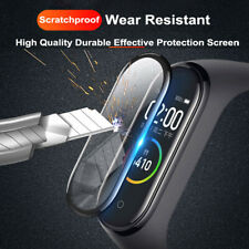 Smart Band Screen Protector 9D for Xiaomi Band 4  Anti Scratch Bubble-free GER