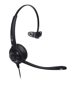 JPL 401S Headset Head-band Black with RJ9 connection cable