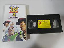 TOY STORY 2 LOS JUGUETES VHS CINTA TAPE COLECCIONISTA WALT DISNEY PIXAR