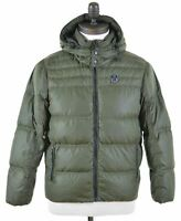 NORTH SAILS Boys Padded Jacket 11-12 Years Khaki Nylon  JY14