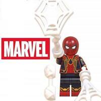 Spider-Man Avengers Endgame Marvel Figure Custom For Lego Minifig 59