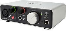 Focusrite iTrack Solo - Interface Audio pour Ipad e USB - Carte Son Exterieur