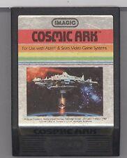 Atari 2600 COMIC ARK Video Game Cartridge