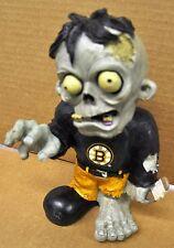 Boston Bruins - ZOMBIE - Decorative Garden Gnome Figure Statue NEW NHL