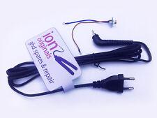 Cable Potencia + Conector Reparación Plancha Pelo compatible para GHD ghd3 3.1b