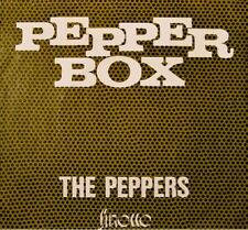 THE PEPPERS pepper box/pinch of salt SP45T 1973 RARE++