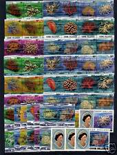 Cook Is 1980 Corals 1st series 77v SG713/89 MNH