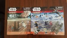 New Set of 2 sets of Star Wars The Force Awakens Micromachines