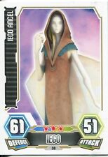 Star Wars Force Attax Series 3 Card #30 Iego Angel