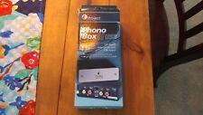 New! Pro-Ject Phono Box II USB MM/MC