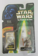 Yoda (With Cane And Boiling Pot) The Power Of The Force 1998