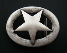 Sheriff Star Western Belt Buckle Buckles Cool Cowboy Cowgirl Boucle de Ceinture