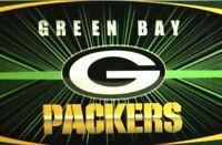 Green Bay Packers Flag Lg 3x5 Man Cave Banner No Drop Ship Fast Ship USA Seller