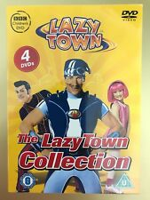 The Lazytown 4-Disc Boxset Collection,