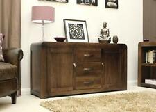 Walnut 60cm-80cm Height Sideboards, Buffets & Trolleys