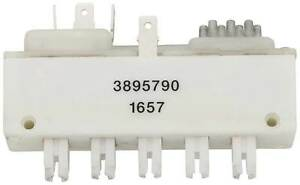 1960-74 Mopar A / B / E Body AC and Heater Control Switch 3895790