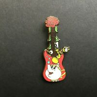 Guitars Mystery - Mrs. Potts and Lumiere Beauty and the Beast Disney Pin 135539