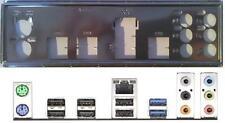 ATX Blende I/O shield ASRock 970 Pro3 R2.0 #501 io NEU backplate bracket new