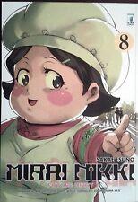 Mirai Nikki future diary   8 di Sakae Esuno ed.Star Comics sconto 10%