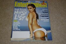 Jessica Alba * Sin City * Summer Must List 2014 Entertainment Weekly Magazine