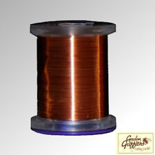 Gordon Griffiths Wire Copper Fine Fly Tying Wire 1x25m Spool (WIRE)