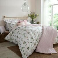 Cabbages & Roses Clementine Duvet Cover or Pillowcase Pink