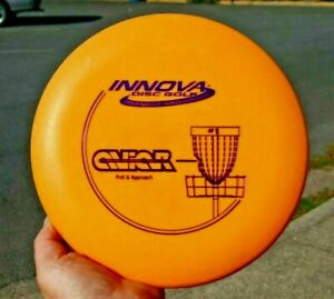 DISC GOLF INNOVA  AVIAR PUTTER THE ORIGINAL PUTT & APPROACH 147g Orange & Purple