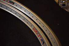 Haro Heffer 2 II Rim set 20'' 48 hole Aluminium Silver Old Mid School BMX NOS
