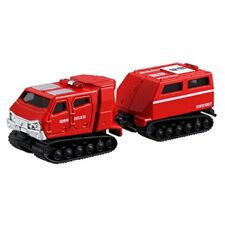 Tomica Long Type No. 121 All-terrain Vehicle Red Salamander Extreme V