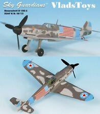 Witty wings 1:72 Messerschmitt Bf 109G USAAF Captured Aircraft wtw-72-003-012