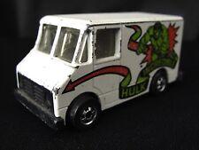 The Incredible Hulk Hot Wheels Scene Machine Marvel Super Hero Van Car