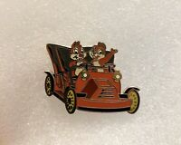 WDW 35 Magical Years Mystery Tin Mr. Toad's Wild Ride Chip 'n' Dale Pin