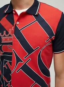 """CAROLINA HERRERA Polo - size  M Men  tshirt Cotton Collection """"ESCUDO"""""""