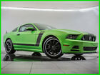 2013 Ford Mustang Boss 302 2013 Ford Mustang Boss 302 5L V8 32V Manual RWD Coupe Premium