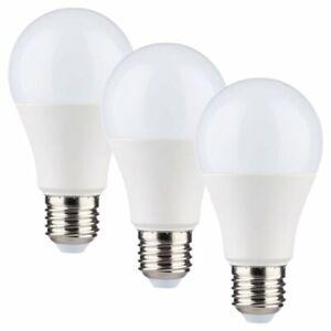 3 x LED Leuchtmittel 7Watt Fassung E27 Birnenform A60 230V LED-Lampe Birne