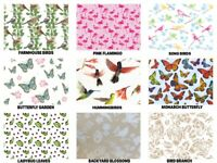 "NATURE Print Gift Tissue Paper Sheets - 15"" x 20"" Choose Print & Package Amount"