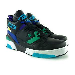 Converse Men's ERX 260 X Don C Mid Jewel Black Purple Jade Shoes 164386C Size 12