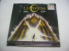 O.S.T. - LA CHIESA - LP REISSUE ORANGE/YELLOW VINYL 2015 NEW SEALED - GOBLIN