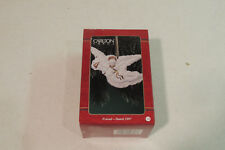 """Carlton Cards """"Friend"""" Angel Ornament 1997 brand new with certificate"""