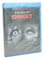 Bride Of Chucky (Blu-ray Disc, 2018) NEW
