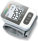 Misuratore di Pressione da Polso Beurer Sanitas SBC 15 pressione e battito, LCD