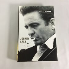 Johnny Cash The Life Robert Hilburn HC DJ First Edition 2013 Biography