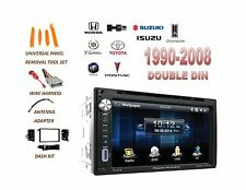 BUICK OLDS PONTIAC CADILLAC BLUETOOTH Touchscreen DVD USB CAR STEREO COMBO KIT